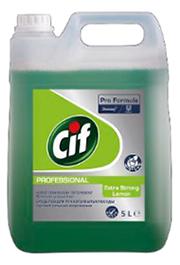 Cif Professional Dishwash Extra Strong Lemon