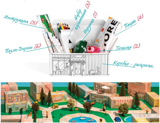 Детские наборы HORECA Toys для ресторанов