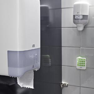 Оборудование туалетных комнат Tork